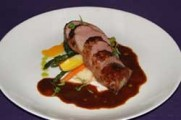 Guava Glzed Pork Tenderloin